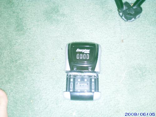 Battery charger - My battery charger.