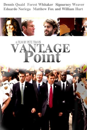 Vantage point - A great show of recent times.
