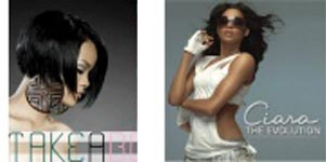 ciara and rihanna - for you to choose one!
