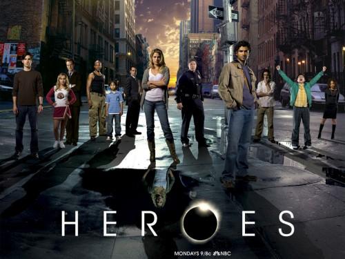 heroes - hereoes