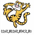 Catch a Tiger - Eeeny, Meeny, Minie Moe, Catch a Tiger By His Toe.