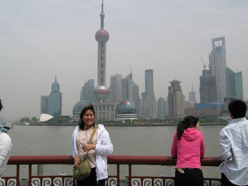Yangtze River - Shanghai, China