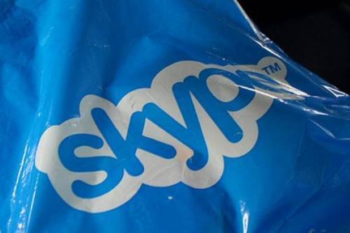 Skype! Call me!  - skype