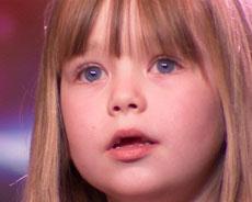 Connie Talbot - 6 year old singing sensation.. an angel