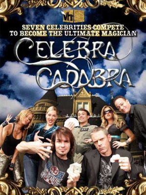 celebra cadabra - celebrities learning magic.