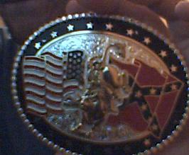 My favorite belt buckle - My favorite belt buckle for my discussion give more emphasis.