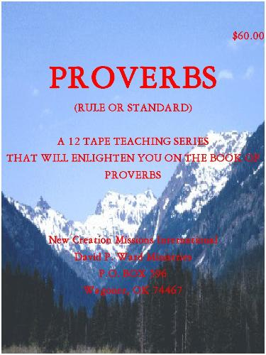 proverb - i like proverbs.