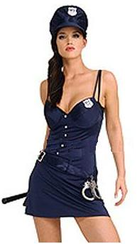 Police officer sexy costume - Police officer sexy costume that i want to buy for my girlfriend to satisfy one of my fantasies (at least). It costs about 40$ here in my country.