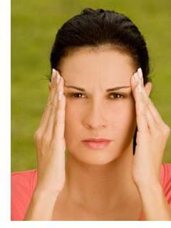 severe pain - head ache
