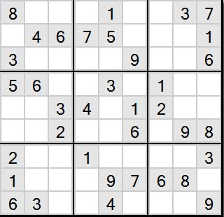 Sudoku Puzzle - To keep you busy