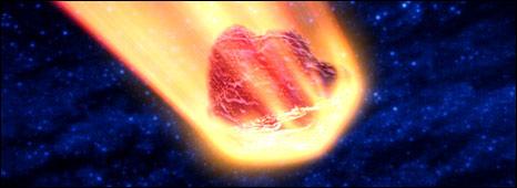 Asteroid Bast 1908  - The blast of june 1908