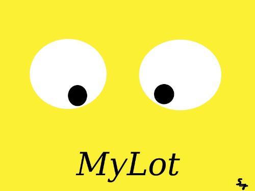 MyLot's new look - I like MyLot's new look.