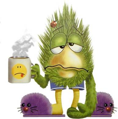 Bad Morning - bad morning grumpy just waking up