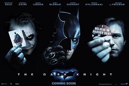 batman the dark night - great movie to watch.