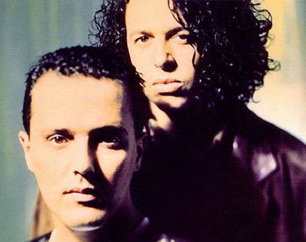 Tears for Fears - A photo of the duo Tears for Fears