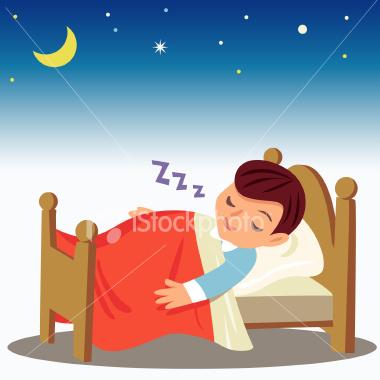 sleeping - sleep at night