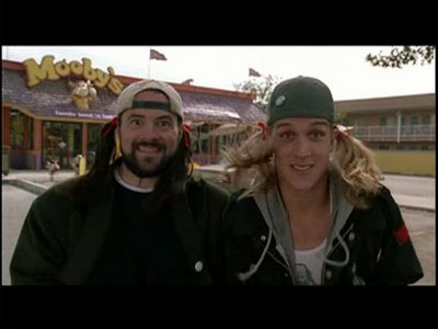 Clerks - Jay and Silent Bob in Clerks 2