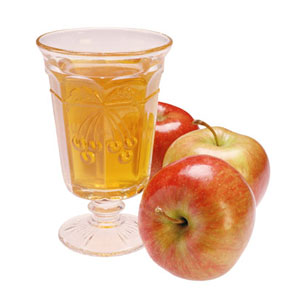 apple juice - juice is good