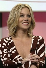Christina Applegate - Cancer has no bounderies