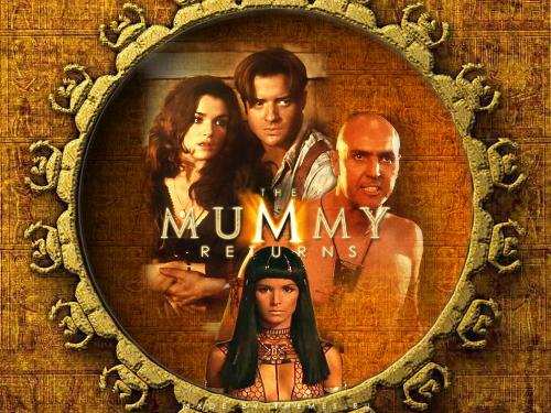 rachel weisz mummy returns. The mummy returns poster