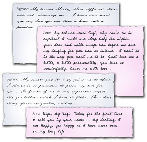 Love letters  - Love letter for the spouse.