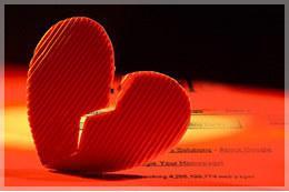 broken - broken heart or mine