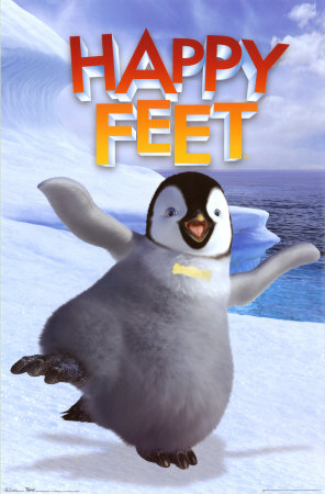 Happy Feet - Computer-animated comedy-drama musical film