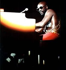 Isaac Hayes/Singer - Death of Isaac Hayes, singer/songwriter/actor