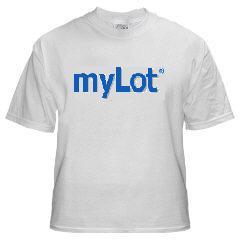mylot tshirt - mylot tshirt, not bad idea,eh? i'm sur will saving my money to buy this tshirt