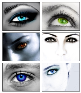 eye colors and personality - Hi dears all, I have read this topic on the internet while I surfing and I like to share it here as I read it, it is some relation between the [u]eye colors[/u] and [u]personality[/u]