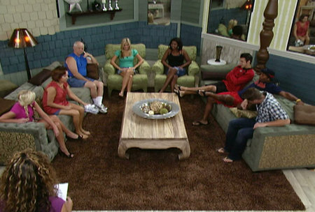 Big Brother - Picture of Big brother 10 cast.