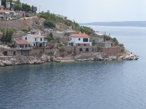 sea - house nearby the sea