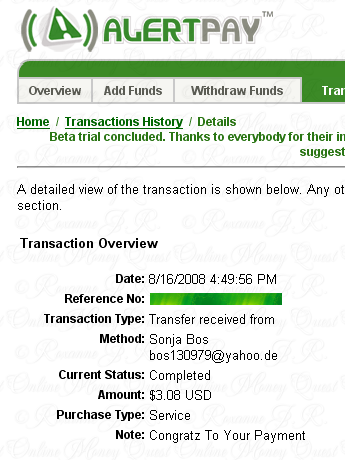 Crewbux definitely pays! - If you had any doubt before, dissolve them! Crewbux does pay!