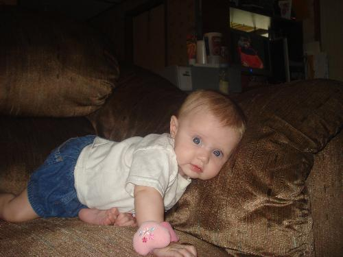 My daughter Sierra 8/15/08 - My daughter Sierra :)