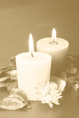 scented candles - decorative and scented candles