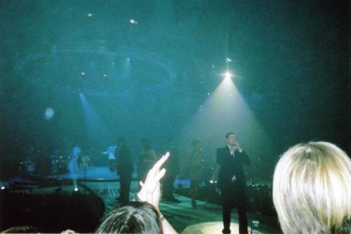 Justin Timberlake at Newcastle Arena April 2007 - Here is Justin Timberlake live in concert at Newcastle Arena April 2007