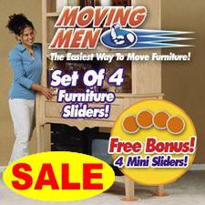 The Moving Men - Furniture Slider.