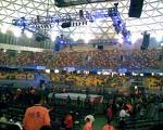 wwe arena - Do you ever watched WWE live?