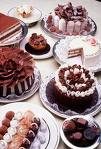 Delicious desserts - I cannot resist to such delicious desserts!