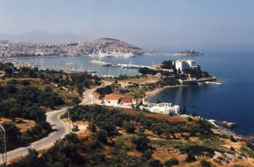 Turkey - it is very beautiful.........