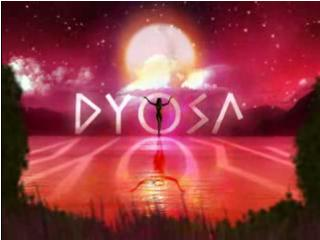 Dyosa - This is the logo of the newest show in philippine local tv.