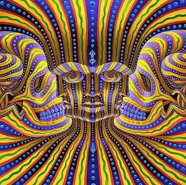 face  - brain test