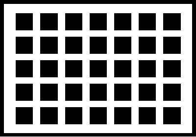 Illusion - Do u see the gray areas in between the squares?? Now where did they come form...