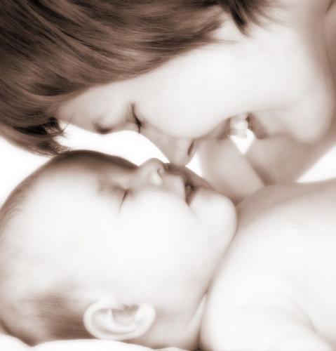 Mother - baby - Motherhood Experience