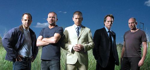 Prison Break - Prison Break TV Series. My Favorite TV Series of all time.