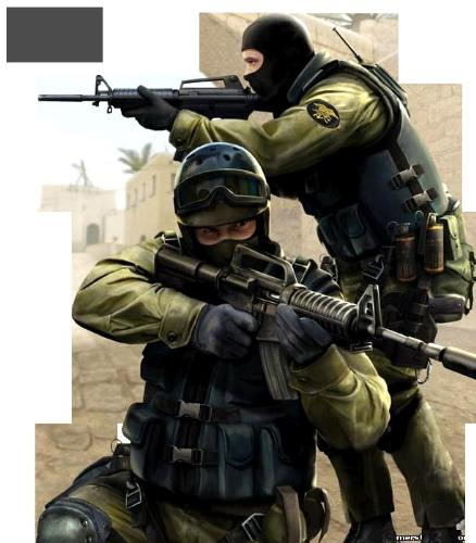 Counter Strike Game - Are u a CT'ian