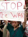 stop war - war is not God's will