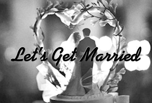 married - just marriend