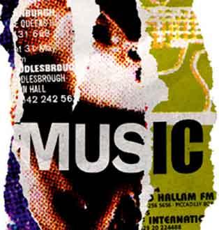 music graphic - art of music