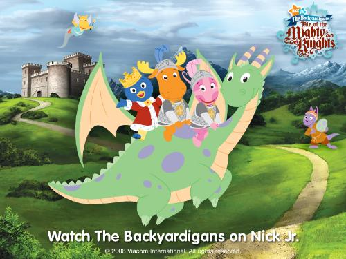 Backyardigans - Tale of the Mighty Knights